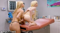 Hot Lesbian Squirts Galore with Kenzie Reeves Thumb