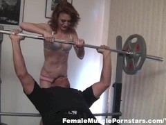 Lucy Fire - Threesome Training Thumb