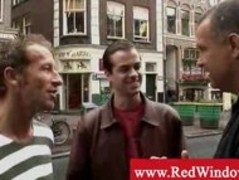 Amsterdam sex tour of red light district Thumb