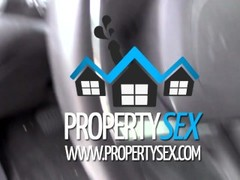 PropertySex - Asian real estate agent homemade outdoor sex video Thumb