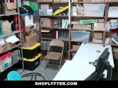 ShopLyfter - Teen Gets Caught Shoplifting And Fucks Officer Thumb
