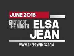 Elsa Jean is our June Cherry of the Month Thumb