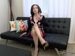 Aunt Where You Want Her - Mrs Mischief taboo aunt pov virtual fauxcest Thumb