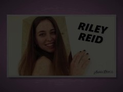 GETTING TO KNOW: RILEY REID - LEARN MORE ABOUT HER & SEE HER GETTING FUCKED Thumb