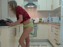 Sexy Girl, Chit Chat in The Kitchen coconut_girl1991_210917 chaturbate REC Thumb