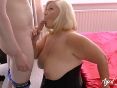AgedLovE Lacey Starr Hardcore Old and Young Fuck Thumb