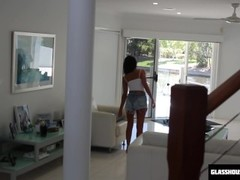 SPY CAM - pole striptease BTS Thumb