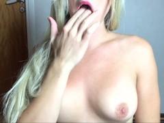 Swedish Blonde POV Blowjob and Cumshot - MySwedishOrgasm Thumb