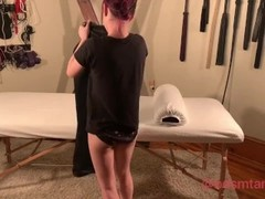 Goddess Amai Lou receives Tantric Yoni massage Thumb