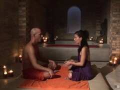 SUPER HOT COUPLE TANTRIC MASSAGE PART 1 Thumb